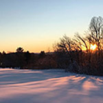 Kestrel Land Trust- Winter Solstice Mindfulness Walk @ Silvio O. Conte National Fish & Wildlife Refuge